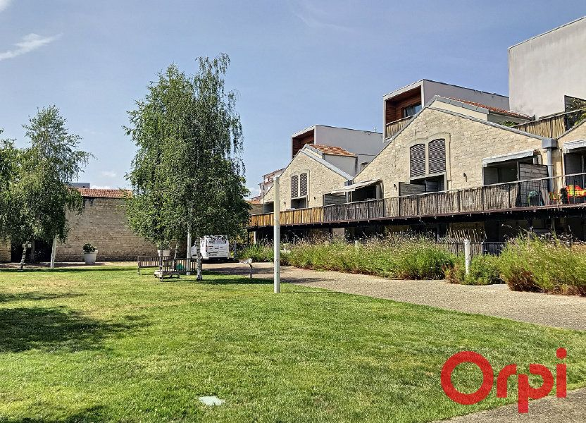 Appartement à vendre 43m2 à Bordeaux