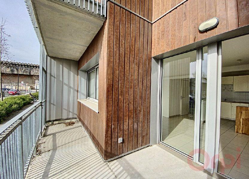 Maison à vendre 63m2 à Bordeaux