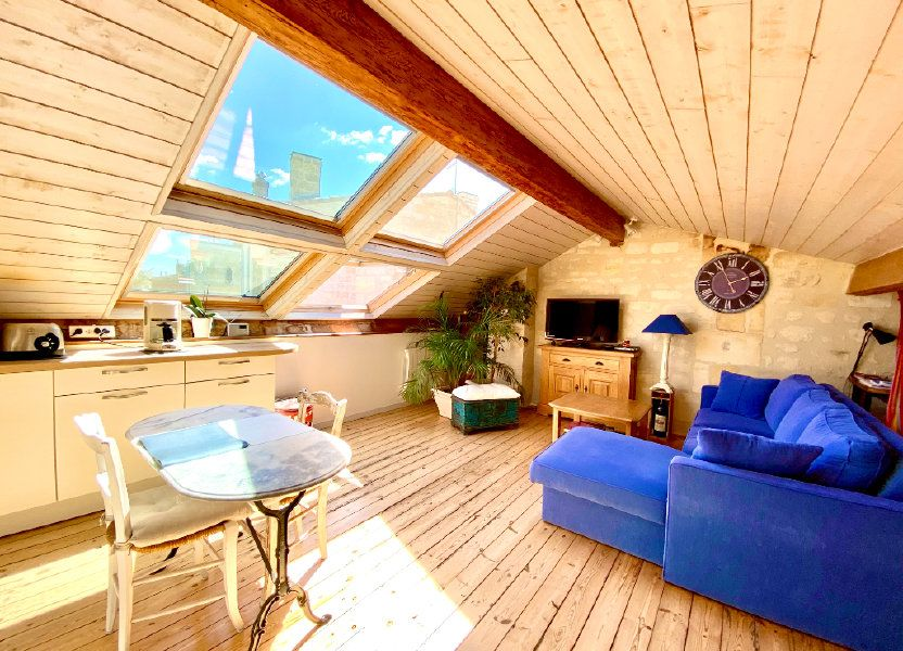 Appartement à vendre 23m2 à Bordeaux