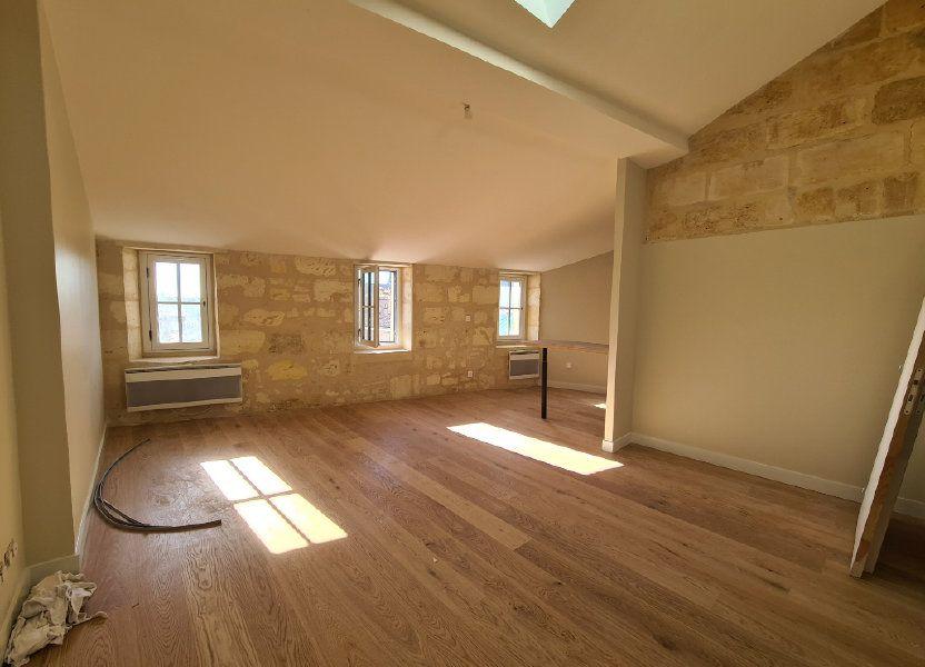 Appartement à louer 52m2 à Bordeaux
