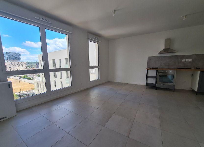 Appartement à louer 45.65m2 à Bordeaux