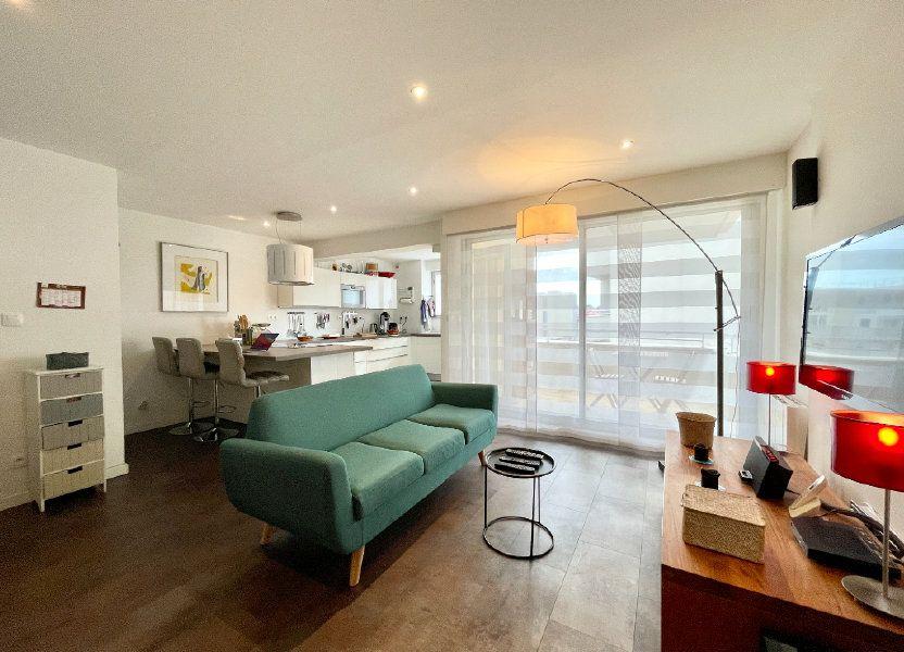 Appartement à vendre 60.75m2 à Bordeaux