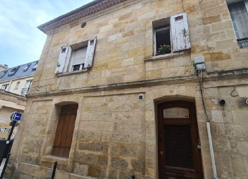Appartement à louer 31m2 à Bordeaux