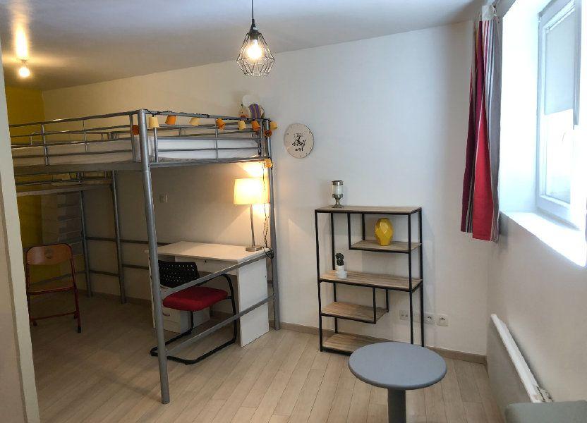 Appartement à vendre 26m2 à Bordeaux