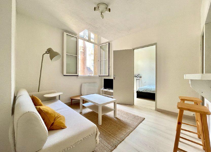 Appartement à vendre 27.6m2 à Bordeaux