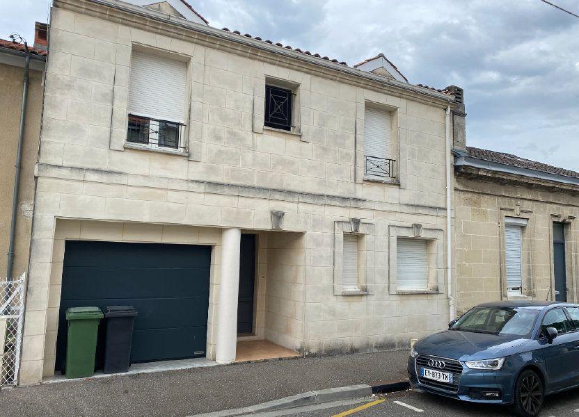 Maison à louer 120m2 à Bordeaux