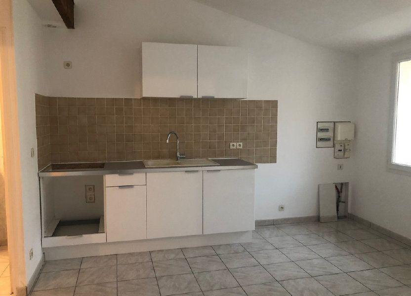 Appartement à louer 30.41m2 à Istres