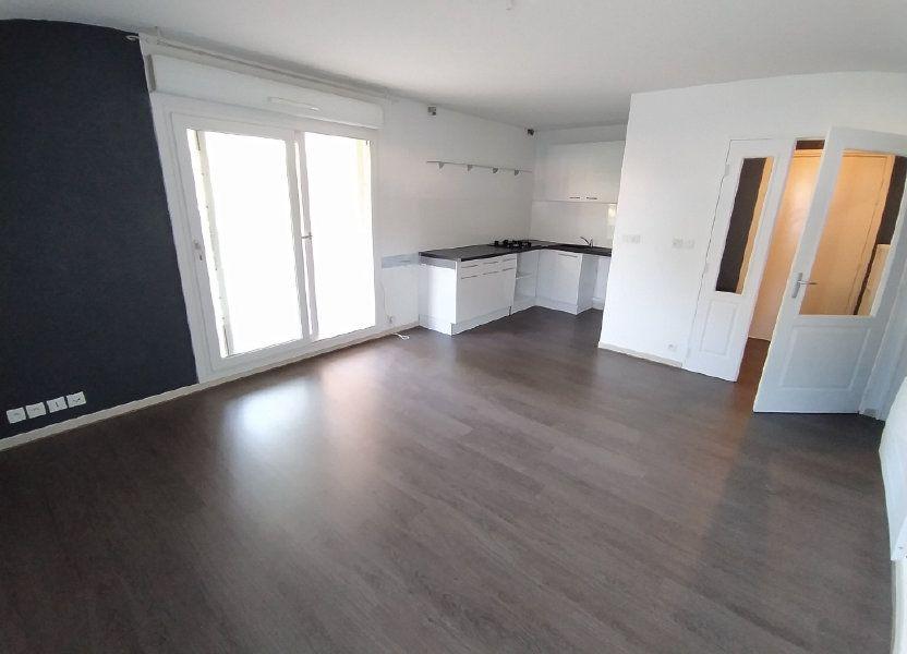 Appartement à louer 42.74m2 à Istres
