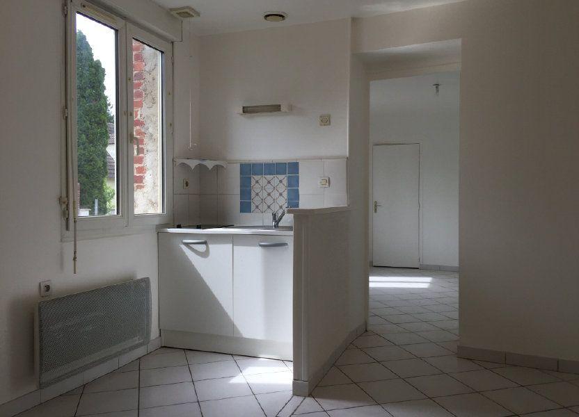Appartement à louer 32m2 à Lassigny