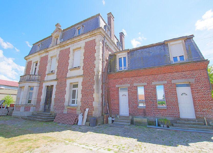 Maison à vendre 476.56m2 à Hattencourt