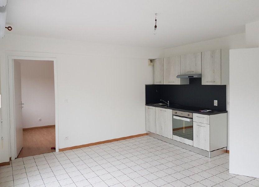 Appartement à louer 41.61m2 à Amiens