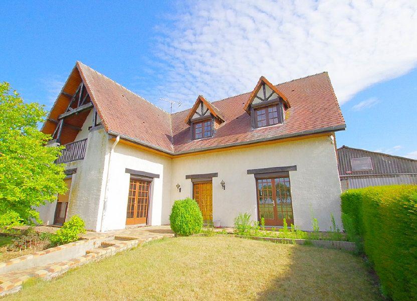 Maison à vendre 132.17m2 à Nesle