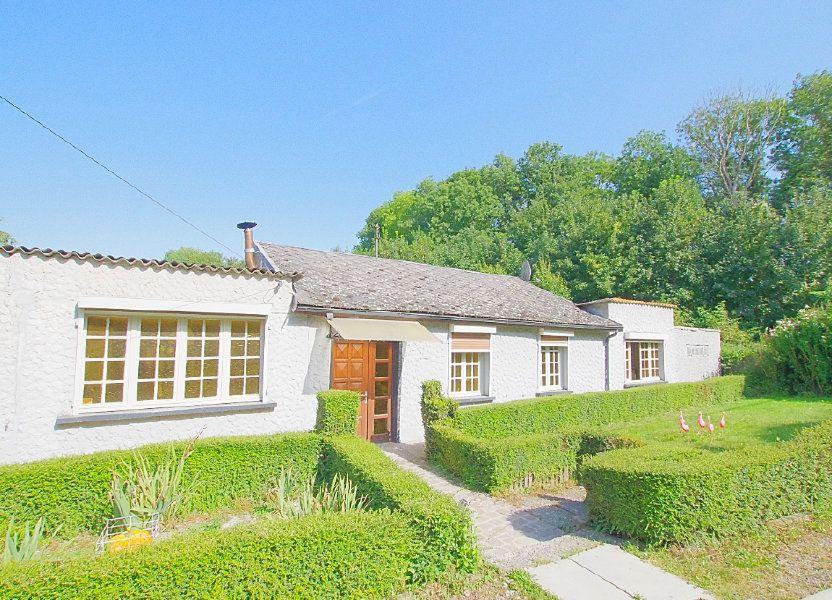 Maison à vendre 115.8m2 à Rouy-le-Petit