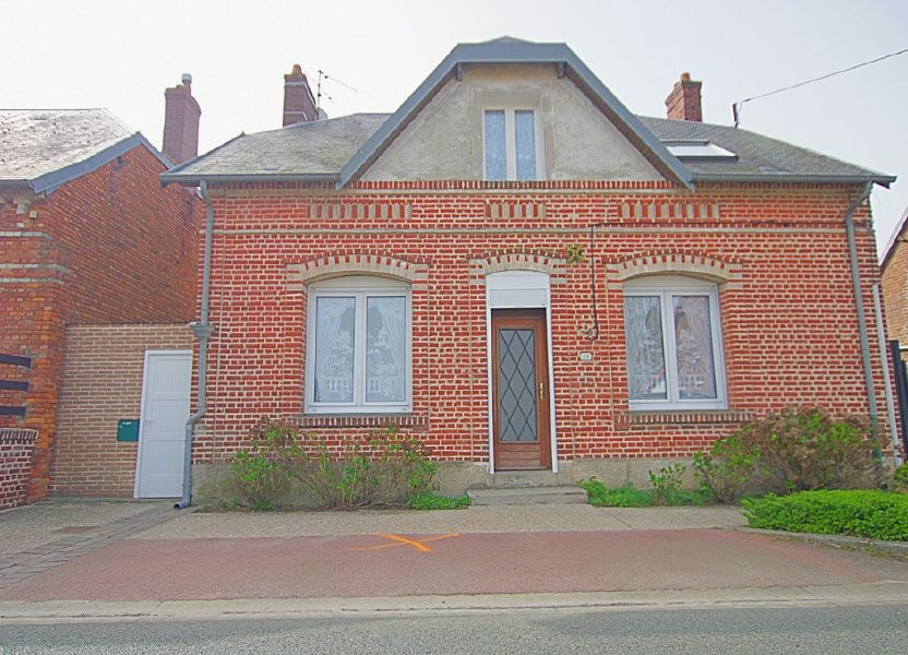 Maison à vendre 127.46m2 à Estrées-Deniécourt