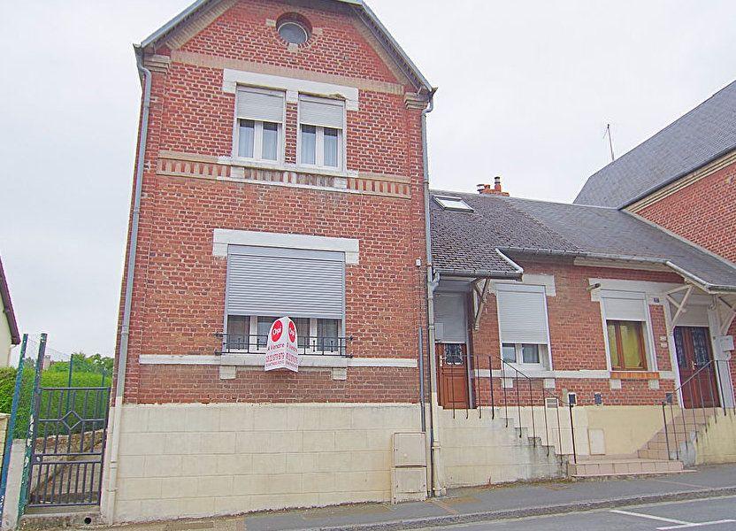 Maison à vendre 100m2 à Roye