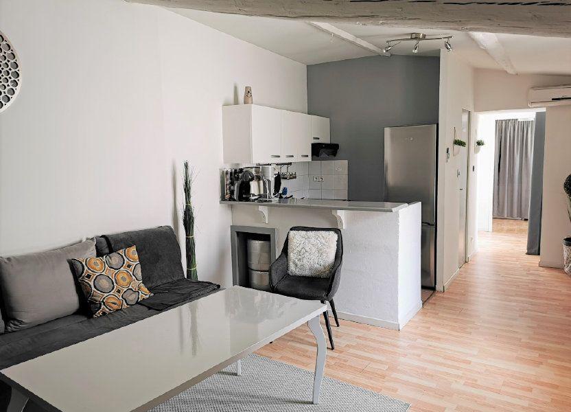 Appartement à vendre 46.52m2 à Marguerittes