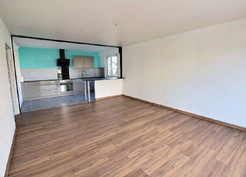 Appartement à louer 58.97m2 à Colmar
