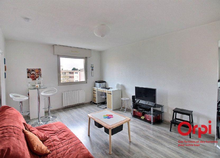 Appartement à louer 30.77m2 à Colmar