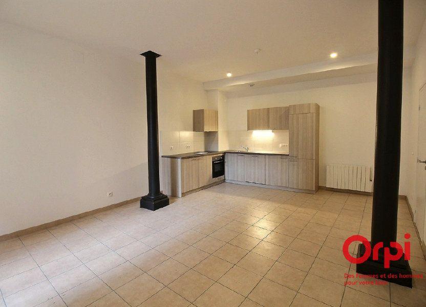 Appartement à louer 48.9m2 à Colmar