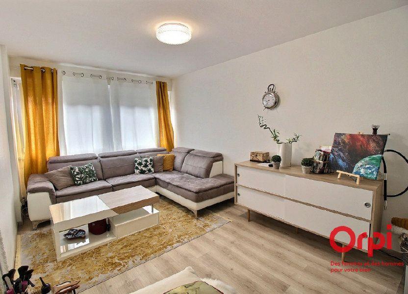 Appartement à louer 49.19m2 à Colmar