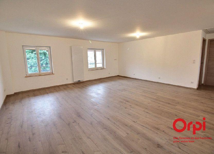 Appartement à louer 64m2 à Niederhergheim