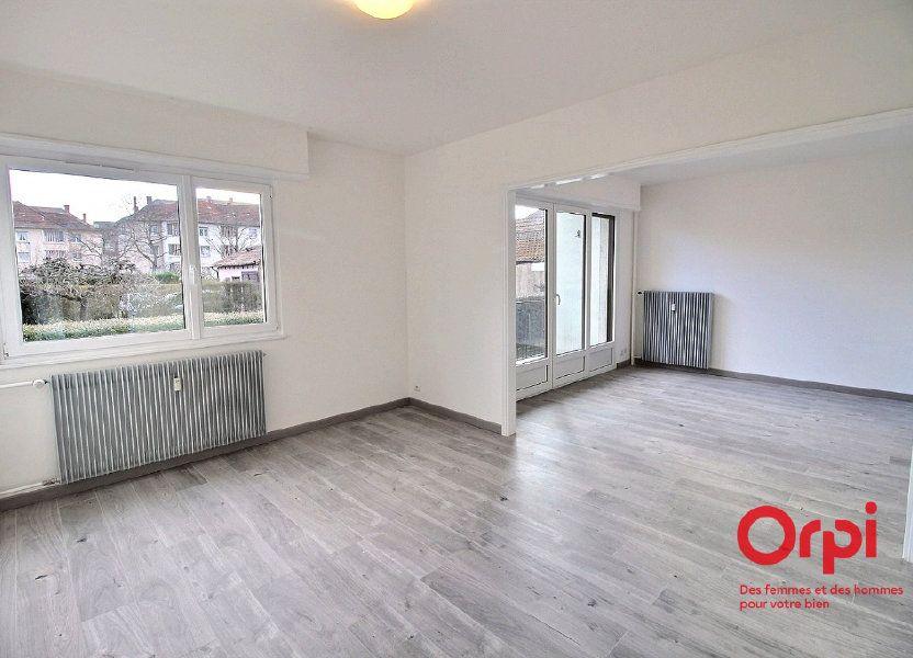 Appartement à louer 86.14m2 à Colmar
