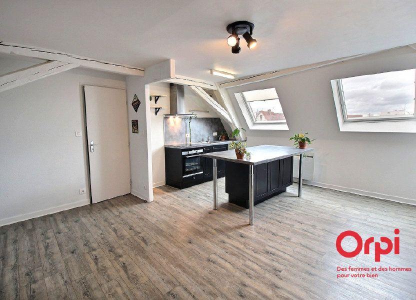 Appartement à louer 36m2 à Colmar