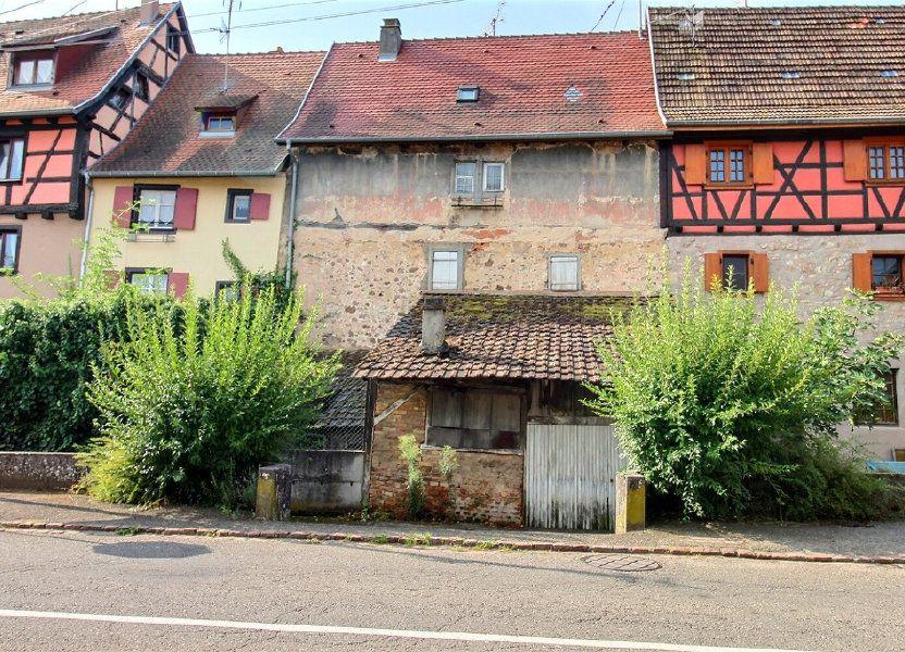 Maison à vendre 170m2 à Eguisheim