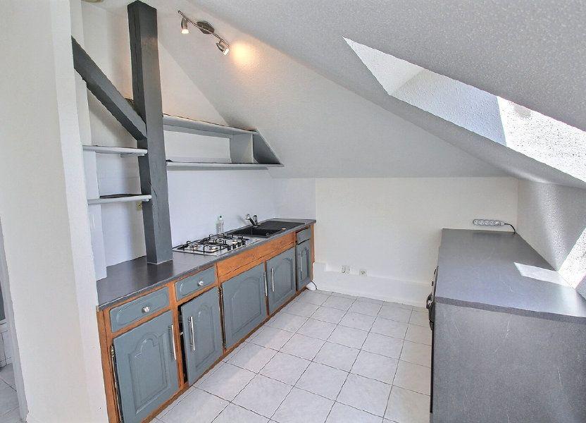 Appartement à louer 33.66m2 à Horbourg-Wihr