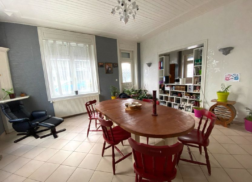 Maison à louer 133m2 à Calonne-sur-la-Lys