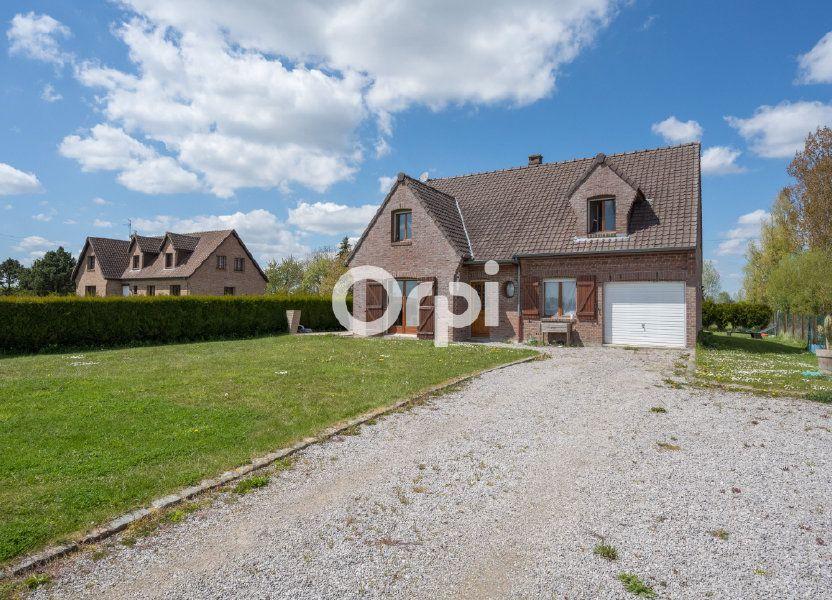 Maison à vendre 160m2 à Radinghem-en-Weppes
