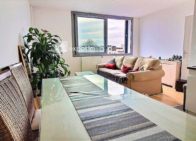 Appartement à louer 48.13m2 à Évry