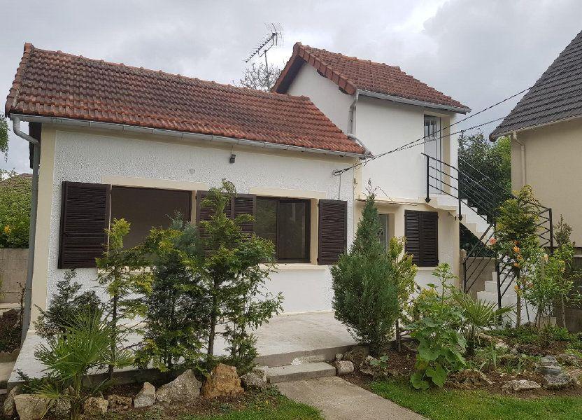 Maison à louer 62m2 à Vigneux-sur-Seine