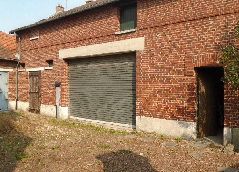 Maison à vendre 111m2 à Montdidier