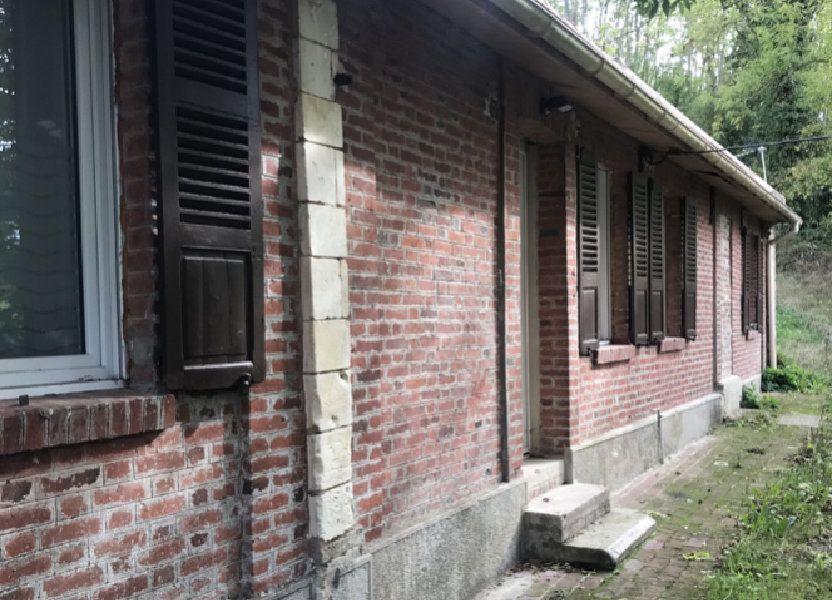Maison à vendre 135m2 à Guerbigny