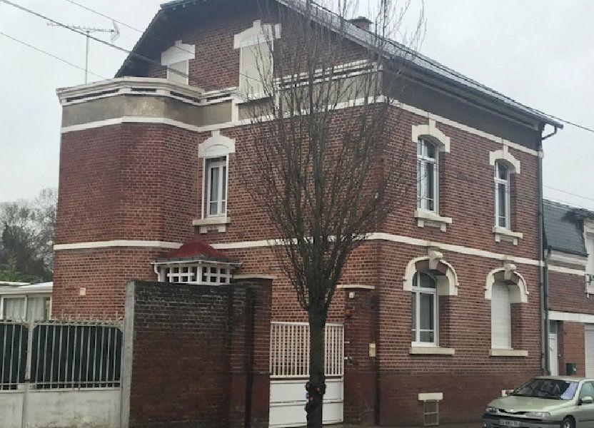 Maison à vendre 123m2 à Montdidier
