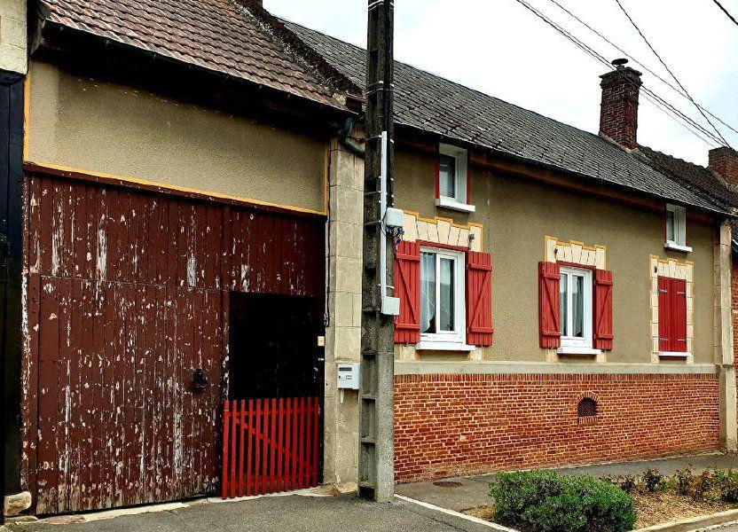 Maison à vendre 90m2 à Le Mesnil-Saint-Firmin