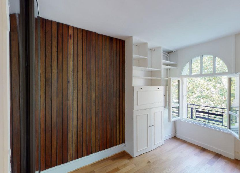 Appartement à louer 31.64m2 à Boulogne-Billancourt