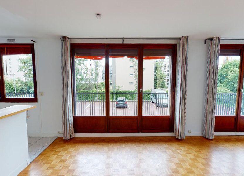 Appartement à louer 45.4m2 à Boulogne-Billancourt