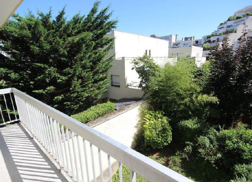 Appartement à louer 43m2 à Boulogne-Billancourt