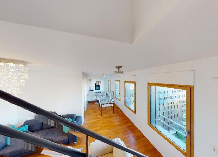 Appartement à louer 69.5m2 à Boulogne-Billancourt