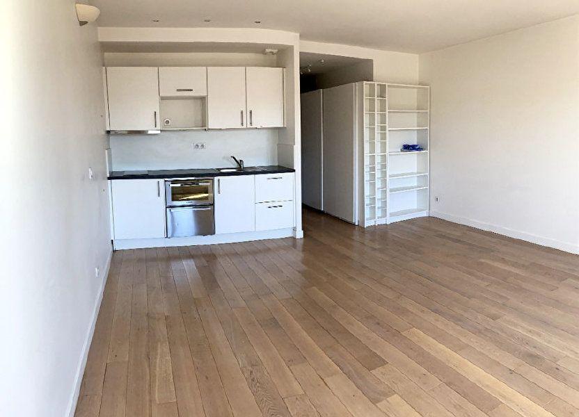 Appartement à louer 31m2 à Boulogne-Billancourt