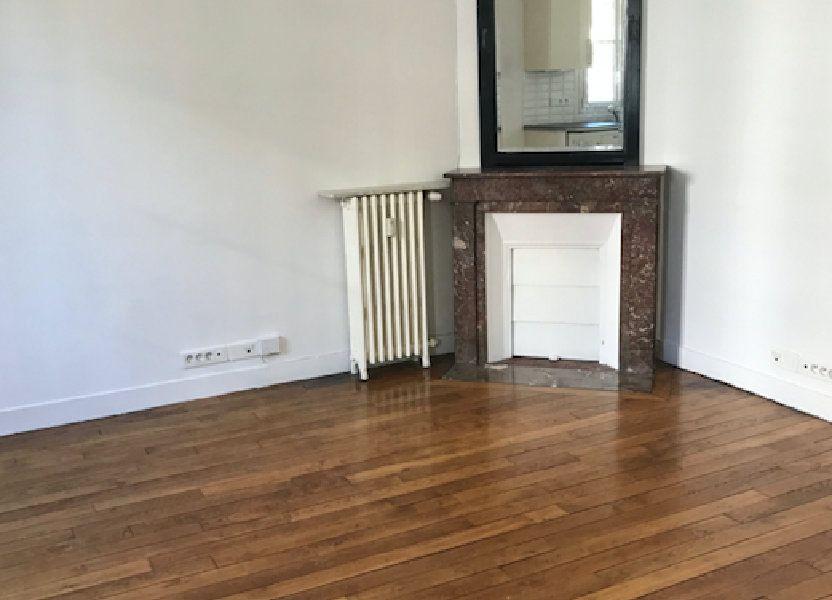 Appartement à louer 39.53m2 à Boulogne-Billancourt