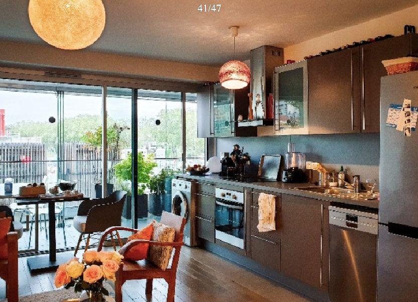 Appartement à louer 46.23m2 à Boulogne-Billancourt