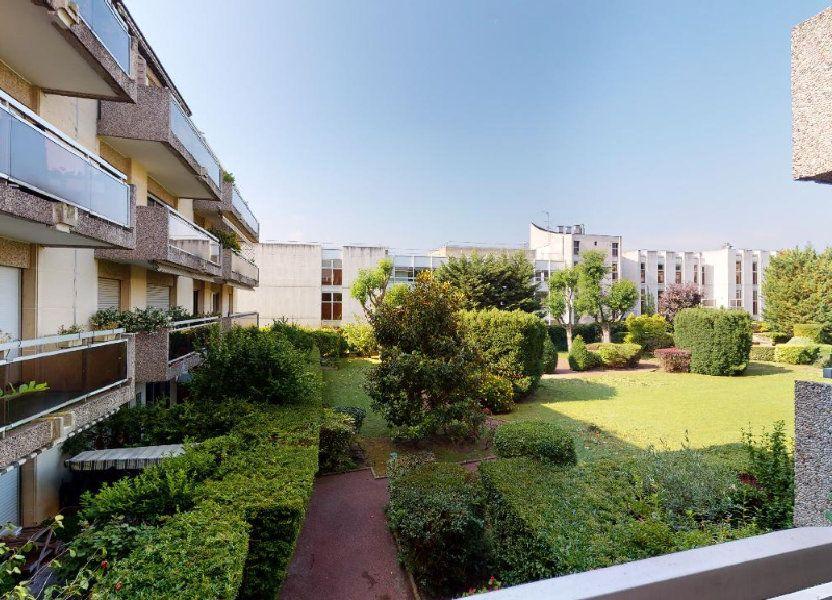 Appartement à louer 49.69m2 à Boulogne-Billancourt