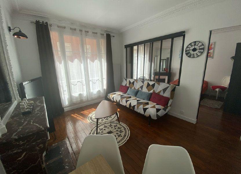 Appartement à louer 38.14m2 à Boulogne-Billancourt