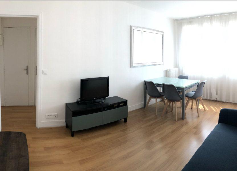 Appartement à louer 38.5m2 à Boulogne-Billancourt