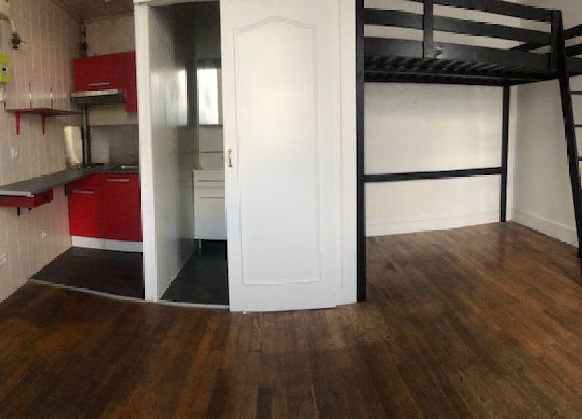 Appartement à vendre 20.82m2 à Boulogne-Billancourt