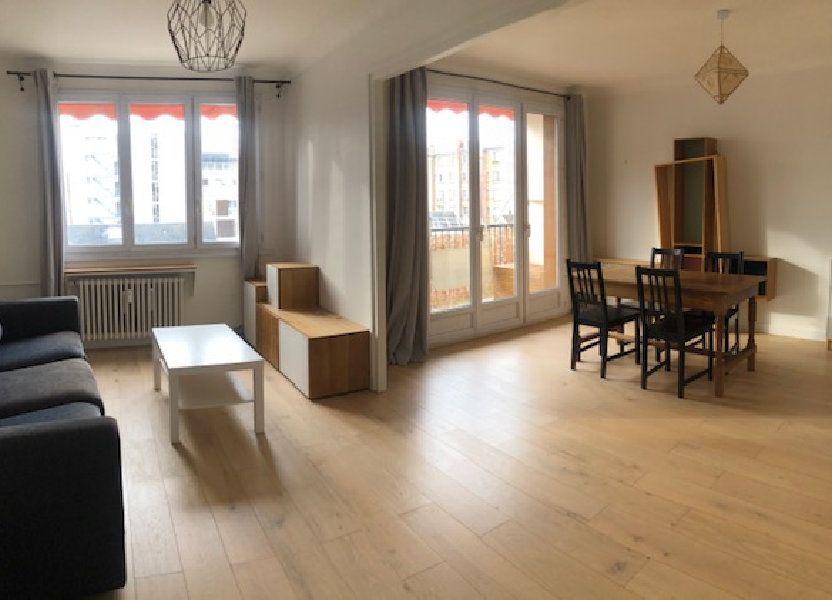 Appartement à louer 70.51m2 à Boulogne-Billancourt