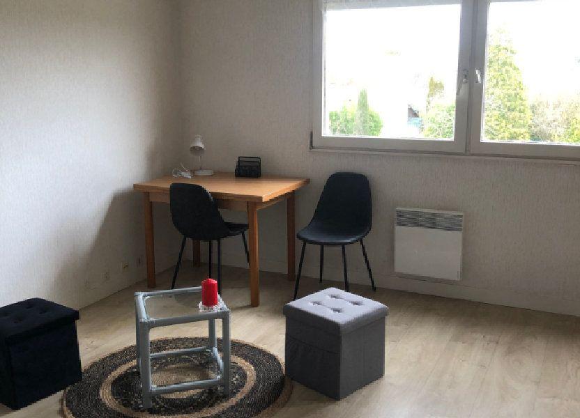 Appartement à louer 26.6m2 à Limoges